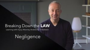 Negligence What Is It and Why Is It Important Jacoby and Meyers LLP